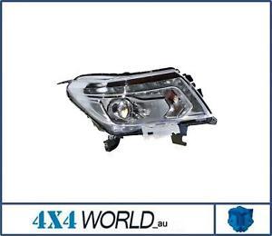 For-Nissan-Navara-D23-Series-Head-Light-Lamp-Right-Hand-LED-Type-2015-2016