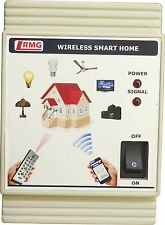 Android App & IR based Smart Home Automation - 6 Devices control