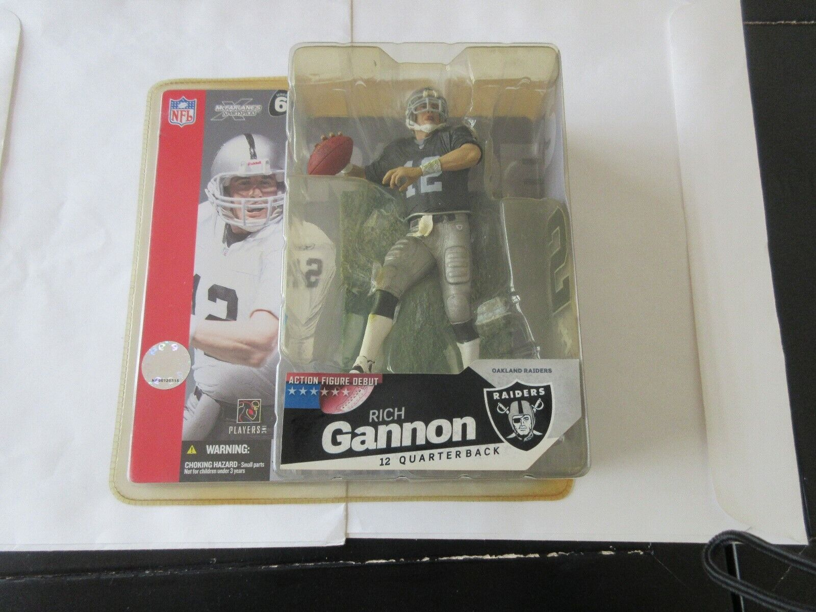 Rich Gannon , McFarlane Toys , Series 6 , Sportspicks ,