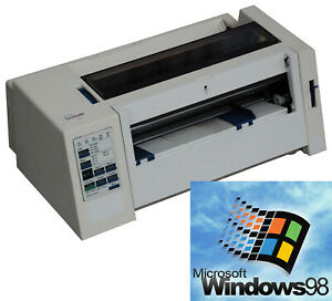 A4 A5 Printer Dot Lexmark 2380 Single Sheet Endless For Windows XP 7 0 3/8in