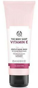 The Body Shop Vitamin E Gentle Face Wash 100ml