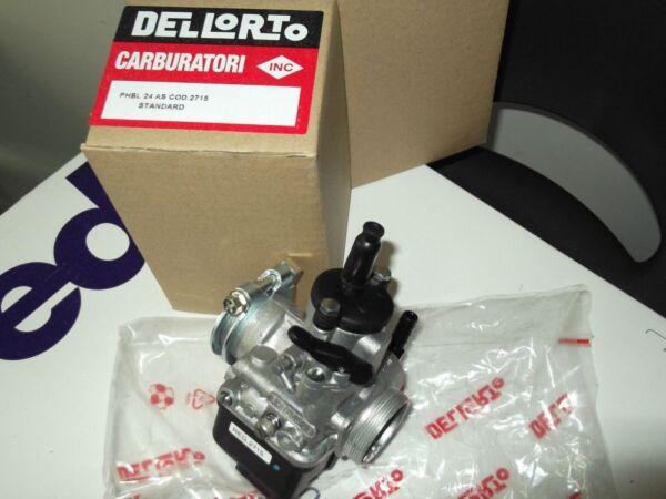 02715 Carburatore Phbl 24 As Dellorto 2715 Piaggio Vespa Special 50 Cc R L N 2t