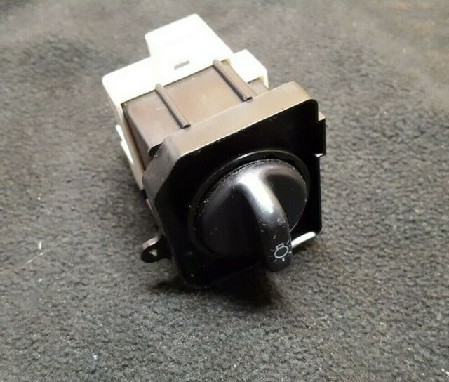 1998-2002 LINCOLN TOWN CAR HEADLIGHT CONTROL SWITCH W// AUTO LAMP XW1T-11654 OEM