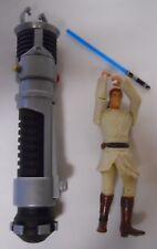 Hasbro Star Wars: Episode 1 Deluxe - Obi-Wan Kenobi Action Figure