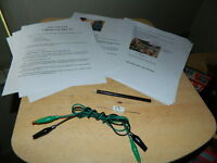 You Can Calibrate Your B&k 747 Tube Tester - Parts & Detailed Instructions Inc.