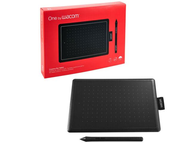 Wacom One Medium New Edition 2017 Grafiktablett Schwarz Rot CTL-672-N *NEU&OVP*