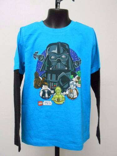 NEW LEGO STAR WARS CHARACTERS KIDS Sizes 5-6X  Shirt
