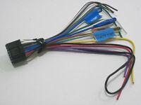 Original Kenwood Kdc-x796 Wire Harness B