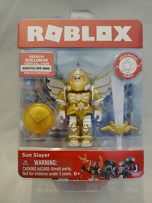 Roblox Sun Slayer Action Figure 4