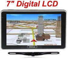 """7"""" GPS Navigation Wireless Backup Camera Bluetooth FM NEW USA fast shipping NEW!"""