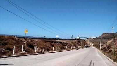 Se vende terreno de 250 m2 en Popotla, Playas de Rosarito PMR-667