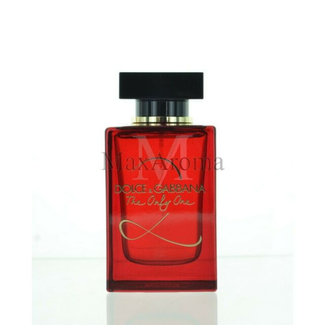 Dolce and Gabbana The Only One 2 For Women New In Box 3.3 OZ EDP