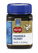 Manuka Health: MGO 400+ Manuka Honey, 100% Pure New Zealand Honey 1.1 lb