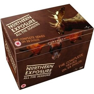 NORTHERN-EXPOSURE-COMPLETE-SERIES-COLLECTION-1-6-DVD-BOX-SET-28-DISC-R4-034-SEALED-034