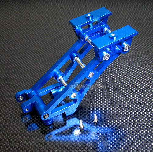Aluminum Alloy Rear Wing Mount Stay Fits Kyosho Inferno MP9 MP 9 New