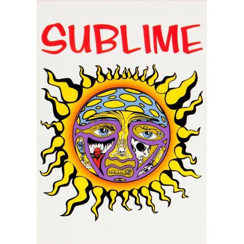 Sublime Sun Postcard