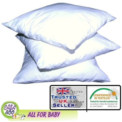 """Pack of 2 Cushion Pads Inserts Fillers Inners  14/"""" best quality pillow NEW"""