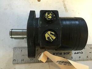 Used Ross Med20613aaaa Hydraulic Motor Torqmotor 1 Shaft