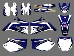0019-Decals-Stickers-Fit-Yamaha-Yz250f-Yz450f-2006-2007-2008-2009-Yz-250F-450F
