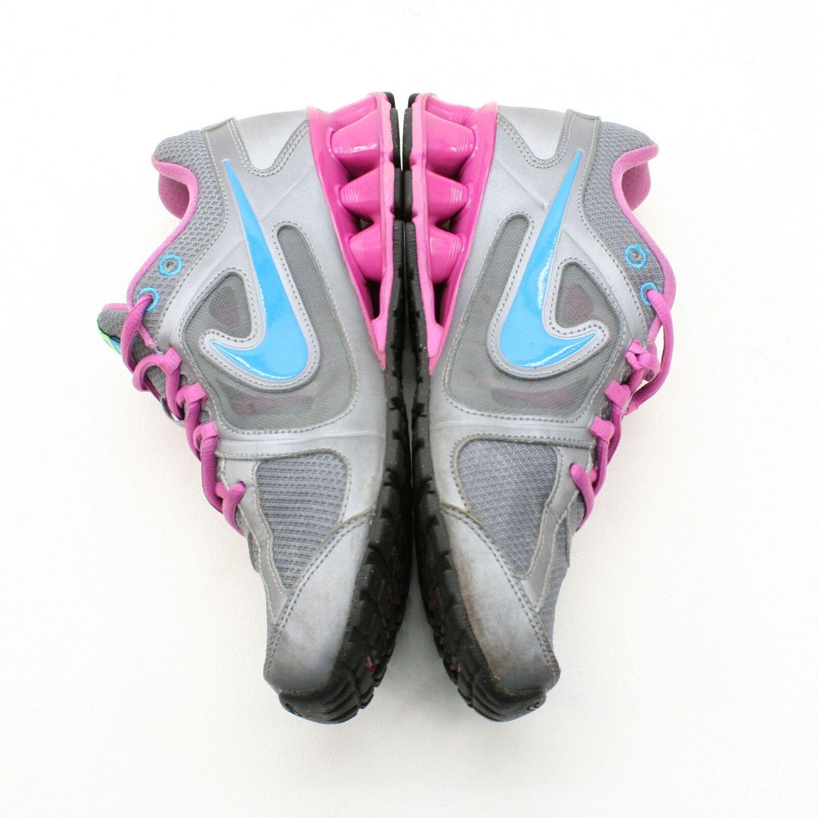 ec984d19849a Nike Ladies 7.5 7.5 7.5 (38.5 EUR) Reax Run 8 Purple Gray Silver ...