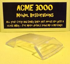 Dinky 174 Ford Mercury Cougar Reproduction Repro Clear Plastic Window Unit