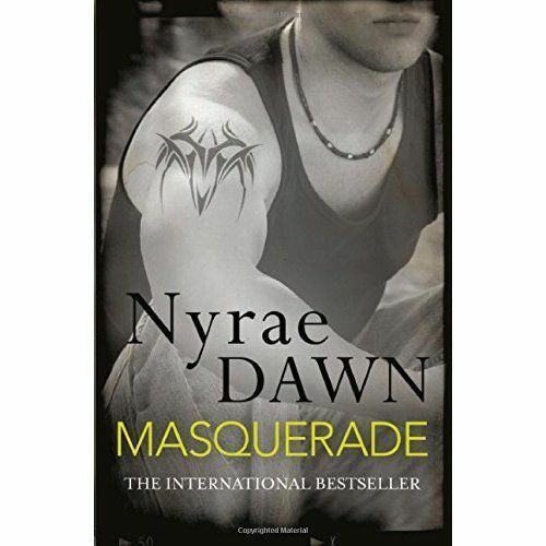 1 of 1 - Masquerade: The Games Trilogy 3, Dawn, Nyrae, Very Good condition, Book