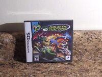 Ben 10 Galactic Racing Nintendo Ds Dsi Xl Lite 3 3ds 2 2ds Game Sealed