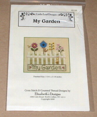 "/""My Garden/"" by Elizabeth/'s Designs"