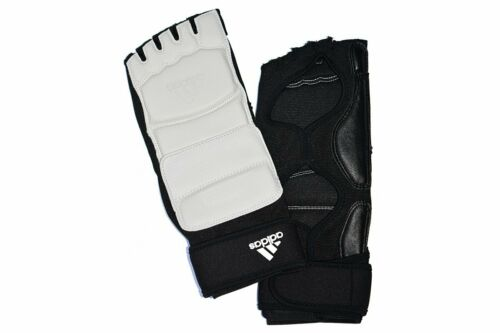 Adidas WT Taekwondo Foot Socks Adult Foot Guards TKD Sparring Foot Protectors