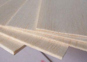 balsa wood 10 sheets 460x80x3mm for rc airplane model fix. Black Bedroom Furniture Sets. Home Design Ideas