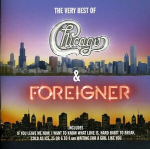 Chicago-Foreigner-The-Very-Best-Of-NEW-CD
