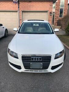 Audi A4 2.0T - With Safety + Clean CarProof (NO ACCIDENT)