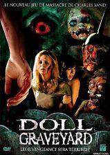 DVD...DOLL GRAVEYARD, Leur Vengeance Sera Terrible..C.BAND / S.SEYMOUR...NEUF