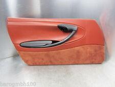 Porsche 986 Boxster 1997 Türverkleidung  Leder Boxsterrot links 98655512103 ECN