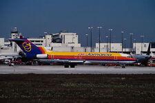 576097 Air Jamaica B727 2J0 Miami USA A4 Photo Print