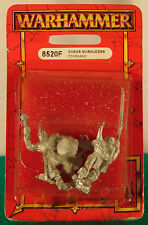 Warhammer Chaos Marauders Command (8520F)--Factory Sealed Pack