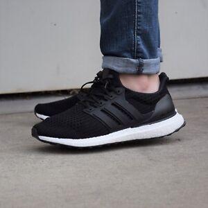 Schwarze adidas Energy Boost Damenschuhe