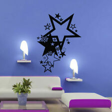 Wall Decal Sticker Vinyl Decor Sign Zodiac Sky Star Circle Bedroom Mural M604