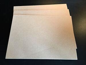 3 Haut Qualité 6 Mm A4 T Mdf Craft Plaques Signes Blanks Babillard-afficher Le Titre D'origine N1q80jx0-10044834-621449397