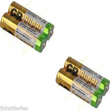 4x AA GP Super Pilas Alcalinas LR6 15a 1.5v DATED 2021 Baterías