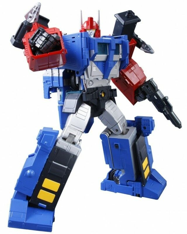 MP-31 - Masterpiece Delta Magnus - Diaclone US SELLER