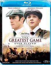 Greatest Game Ever Played (Blu Ray / DVD) Disney
