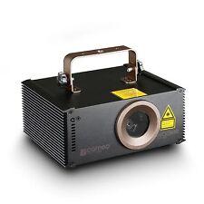 Cameo WOOKIE 400 RGB Animationslaser 400mW RGB PROFI LASER Cameo Laser Neu