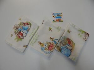 Aqua Green Owls and Flowers on White  Burp Cloths Set of 3 Toweling Backed