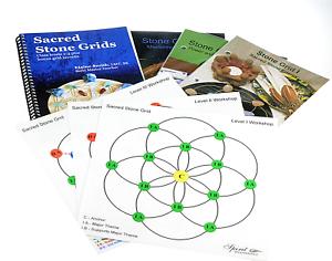 Sacred-Stone-Grid-Class-Course-Materials-Teacher-Manual-10-Student-Sets-D022
