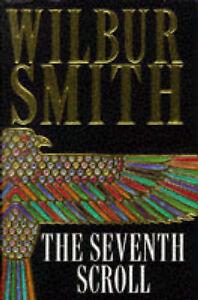 Smith-Wilbur-Seventh-Scroll-Hardcover-Very-Good-Book