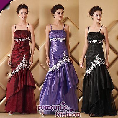 ♥Ballkleid, Abendkleid Größe 34 - 58 in 3 Farben zur Auswahl+NEU+SOFORT♥