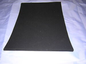 330mm x 225mm Size  New, Seat Foam Self-Adhesive 12mm Thick