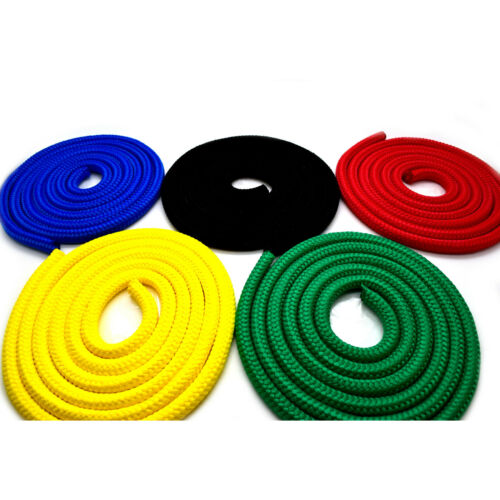 High Quality Polypropylene Rope ❀ Choice of Genuine Olympic Games Colours 2-12mm