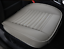For Toyota Prado RAV4 Landcruiser 3D PU Leather Car Front Seat Cover Cushion Mat